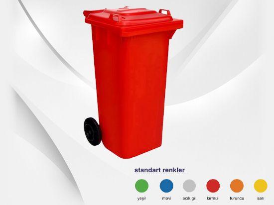 Plastik Kasa Palet Konteyner Cop Konteyneri Bidon Kova