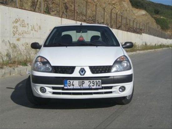 2. El Satılık 2004 Model Renault Clıo Authen