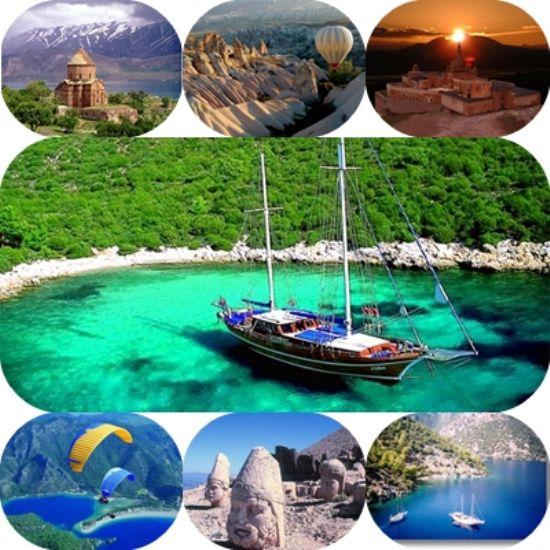 Best Cruise Turkey Mavi Yolcukuk
