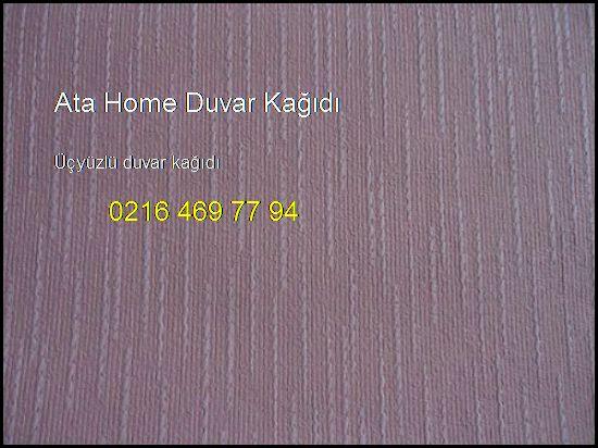 Üçyüzlü Duvar Kağıdı 0216 469 77 94 Ata Home Duvar Kağıdı Üçyüzlü Duvar Kağıdı