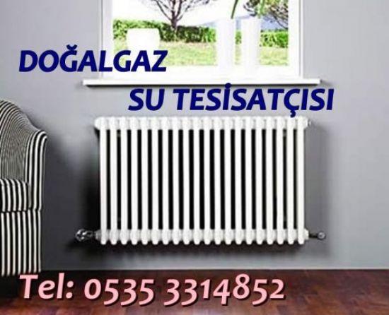 Doğalgaz Tesisatçısı Kelebek Vadisi Ispartakule,  0535 331 4852