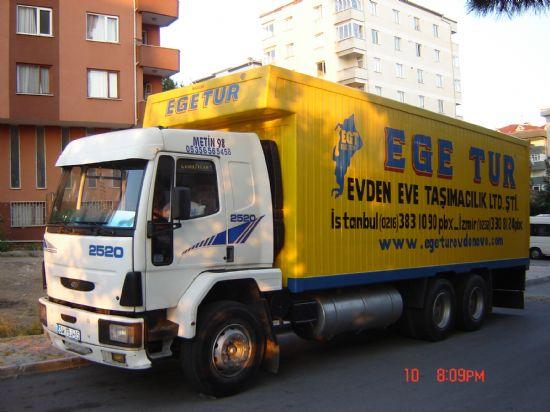 Egetur Evden Eve Taşımacılık Ltd. Şti.