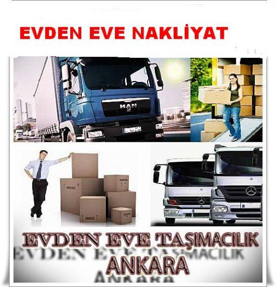 Ankara Afyon Evden Eve  Nakliyat