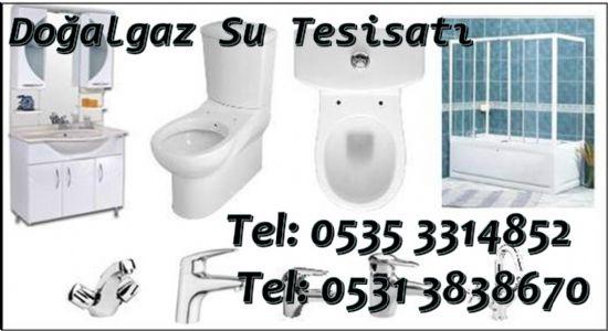 Boğazköy Su Tesisatçısı Su Tesisatı Tel:0535 3314852