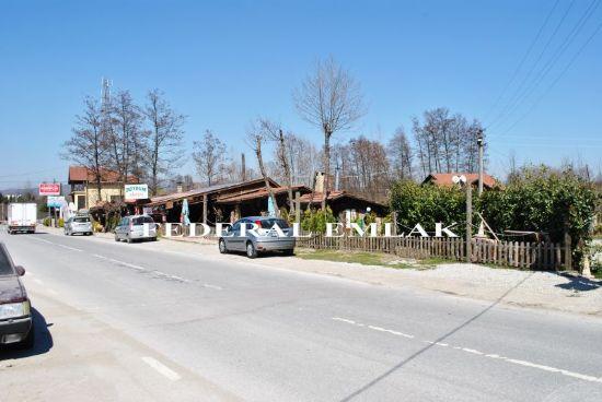 Federalden Sakarya Sapanca Kırkpınar'da Satılık Restaurant