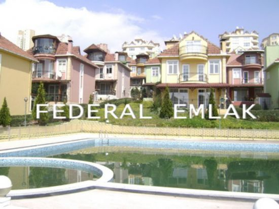 Federalden Kocaeli Yuvam'da Satılık Villa