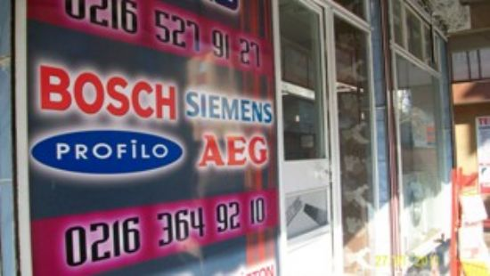 Bosch Esenşehir Beyaz Eşya Tamir Servisi Telefonu 0216 364 92 10