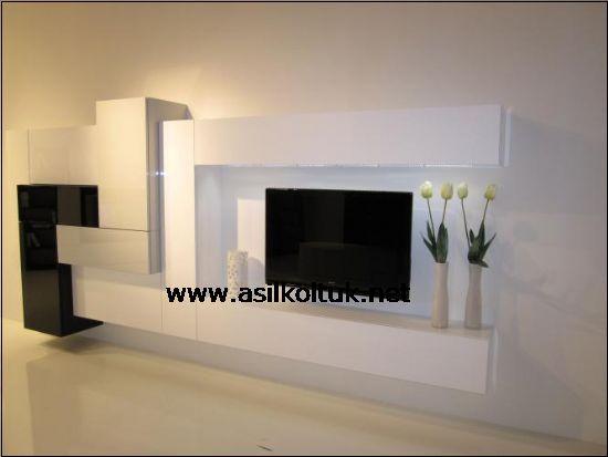 2012 Beyaz Tv Ünitesi Resimleri