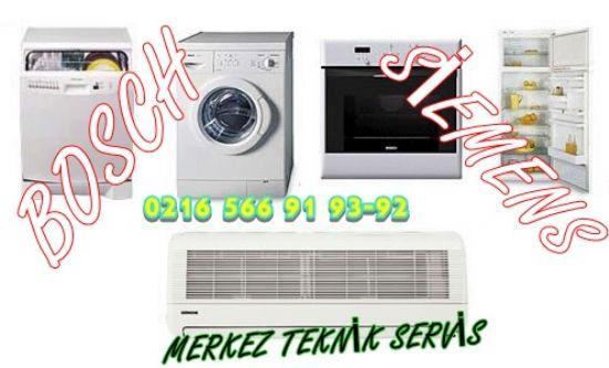 Battal Gazi Siemens - Bosch Servisi 0216 566 91 92 - 93 Servis Bosch-siemens