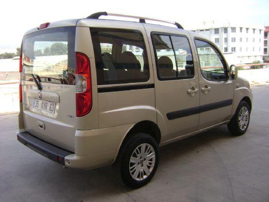 satılık fiat doblo 2009 model 1.3 carioca
