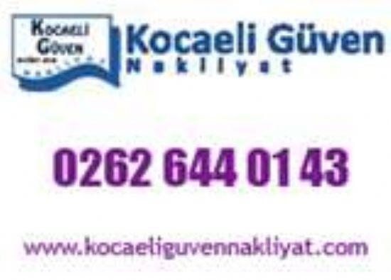 Kocaeli Güven Nakliyat- 0 507 703 08 01