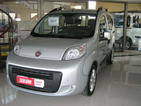 el satılık 2010 model fiat fiorino 1.3 mjet emotıon