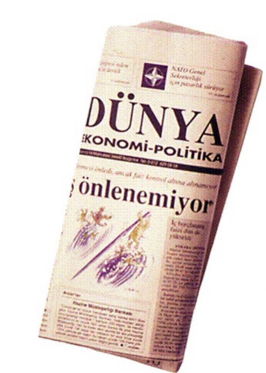 İstanbul Dünya Gazetesi Aboneliği