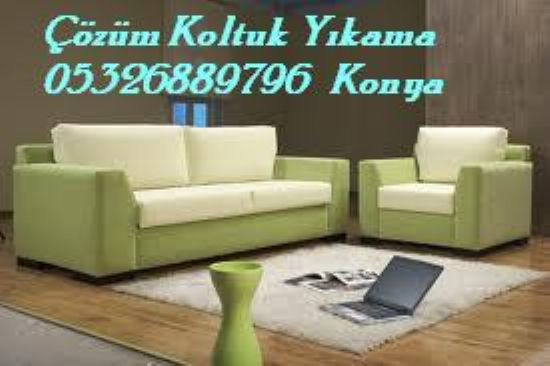 Çözüm Koltuk Sandelye Yıkama Konya 05326889796