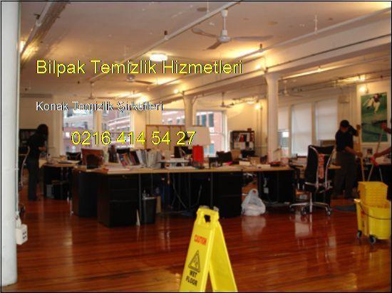 Konak İnşaat Sonrası Temizlik 0216 414 54 27 Konak Temizlik Şirketleri