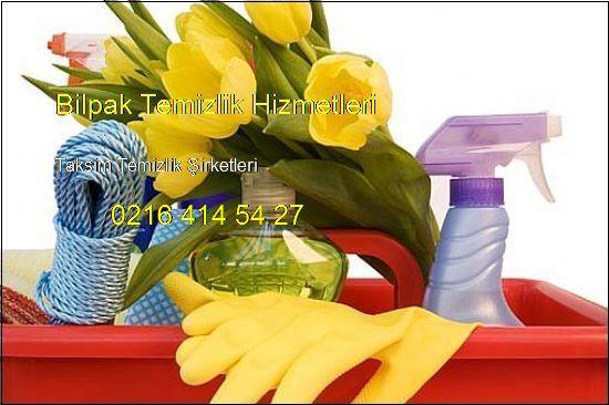 Taksim İnşaat Sonrası Temizlik 0216 414 54 27 Taksim Temizlik Şirketleri