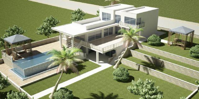 Dıdım Yesıltepede Satılık Lüks Vılla Eşsiz Villa Projesi