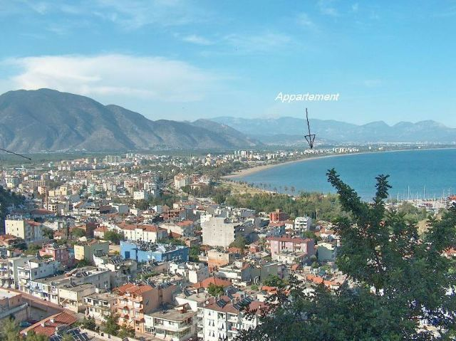 Deniz Kıyısında Satılık Lüks Daire Antalya Deniz kenarı