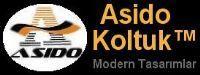 Köşe Koltuk Köşe Koltuk Takımları - Asido Köşe Koltuk Takımları Logosu