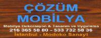Çözüm Mobilya Modern Mobilya Dekorasyon Tasarım Ve Uygulama