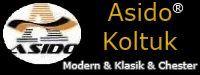 Asido Koltuk Modern Koltuk & Tasarım İmalat Ve Satış Logosu