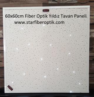 60*60 Fiber Işıklı Tavan Paneli