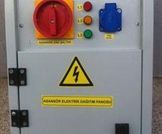 Yu-fa Elektrik Panoları