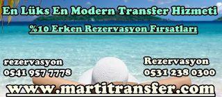 Martı Transfer,dalaman Havalimanı Transfer,dalaman Transfer