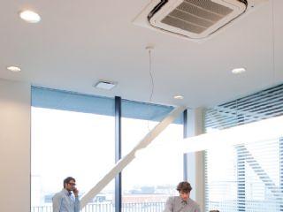 Fancoil Isıtma Ve Soğutma Sistemleri - Rota Mühendislik
