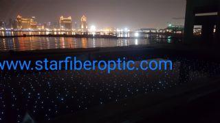 Fiber Optik Havuz Aydınlatması-fiber Optik Yıldız Havuzu