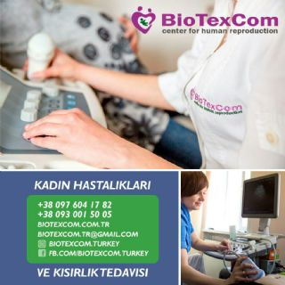 İletişim Biotexcom - Center For Human Reproduction