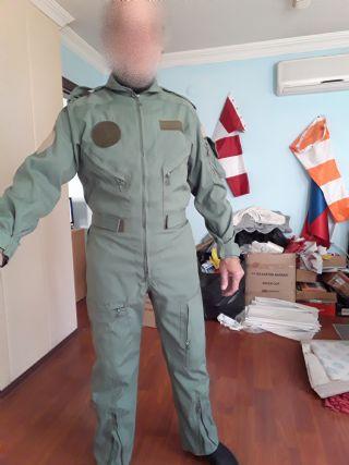 Pilot Tulumu Tankci Tulumu