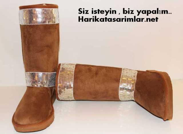 Kişiye Özel Ayakkabı Tasarımlar  Model Ayakkabılar
