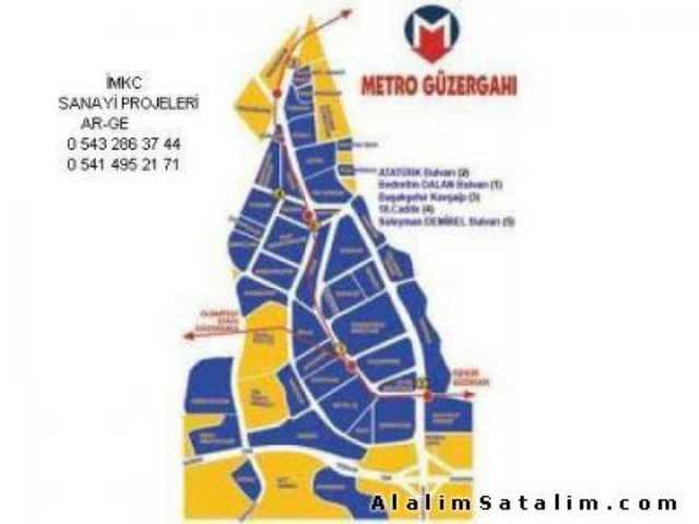 İstanbul Kiralık Depolar Antrepolar İşyerleri 5000m2 - 15ooom2