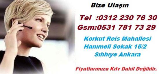 Ankara Dogukan Temizlik Şirketleri