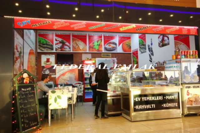 Federalden  Kocaeli İzmit Merkezde Devren Kiralık Cafe-restaurant