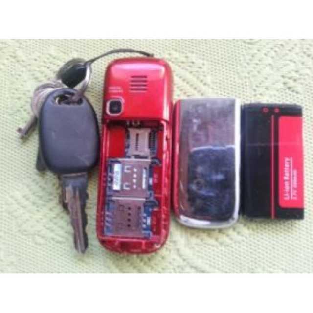 Vertu Çift Hatlı Cep Telefonu Dünyanın En Küçük Telefonu Kargo Bedava 108 T