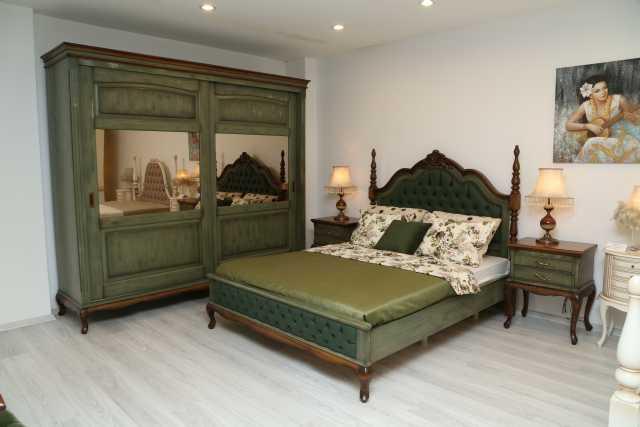 Yatak Odası Country Takım Modoko