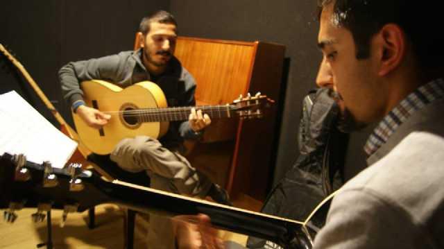 Cihangir Sanat Atölyesinde Müzik Dans Ve Resim Kursları