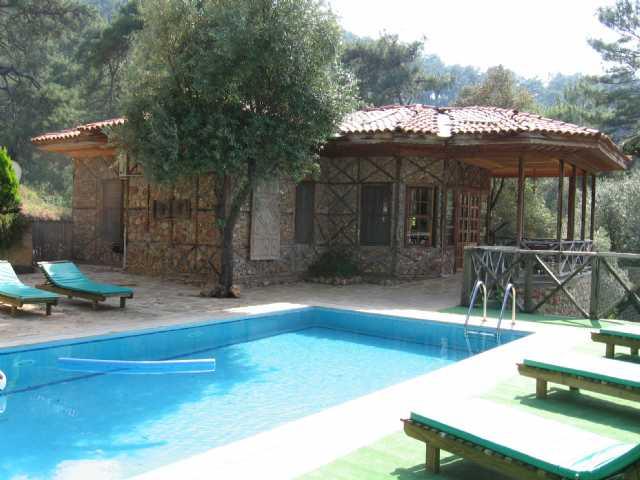 Villa Sultan  Marmaris Gökovada Kiralık Özel Havuzlu Villa