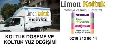 Kadıköy Koltuk Döşeme Ve Koltuk Tamir Atölyesi Limon Koltuk