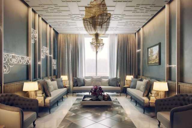 Zengin Özel İç Mekan Tasarımı Özel Mimarlık Hizmetleri