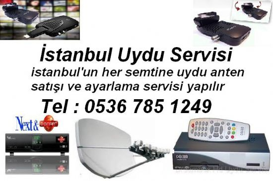 Bakırköy Ataköy Uydu Servisi