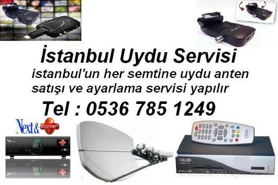 Beşiktaş Uydu Servisi