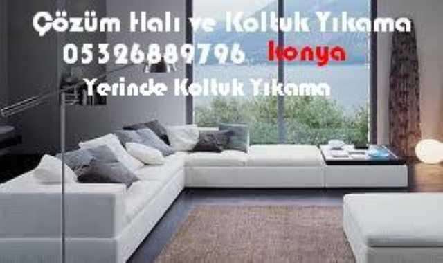 Koltuk Yıkama Konya Yerinde Koltuk Yıkama Konya 0532 688 97 96