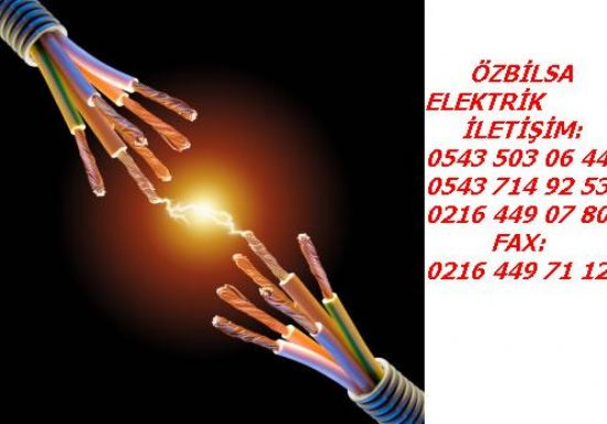 Beykoz Elektrik Servisi 0543 503 06 44