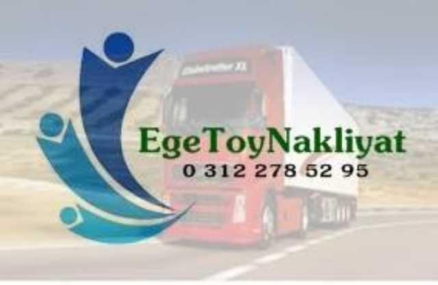 Ege Toy Nakliyat Türkiyenin Her Yerine Taşımacılık Yapılır