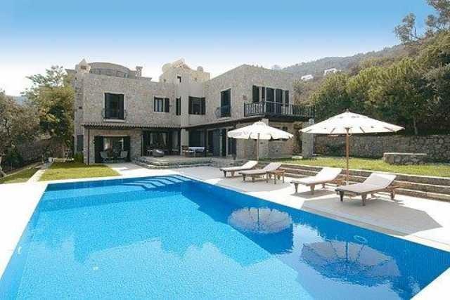 Yalıkavak'da Özel Havuzlu Kiralık Villa