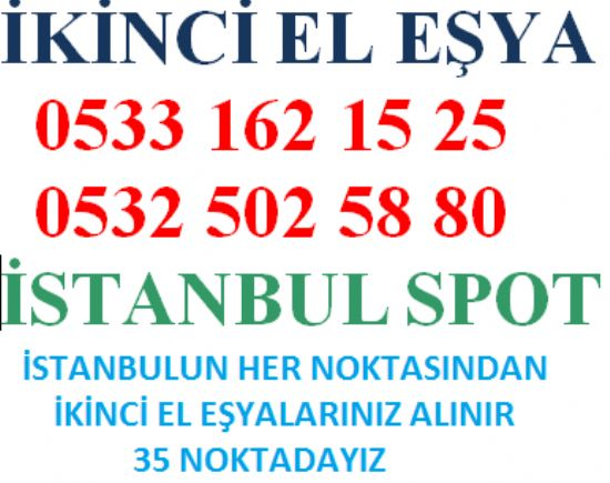Sultangazi İkinci El Eşya Alanlar 0533 162 15 25