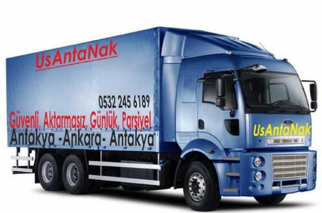 Ankara Antakya Taşıma Aktarmasız